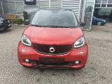 Foto Smart forfour Passion Twinamic Cool und Media